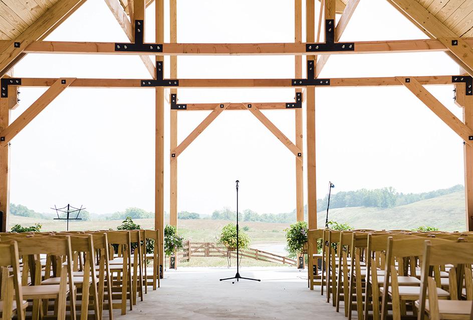 Rural Pavilion   Midland Architecture